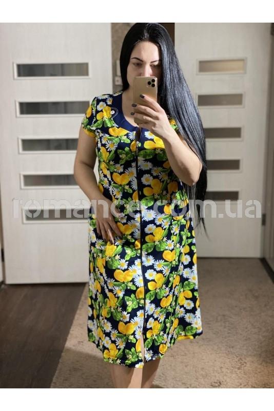Халат Трикотажный женский Fashion Romance 11