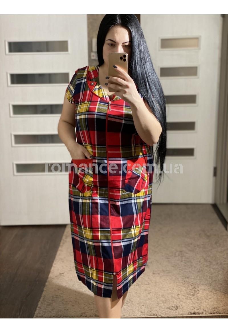 Халат Трикотажный женский Fashion Romance 14