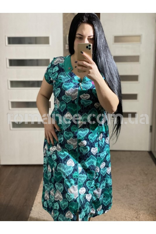 Халат Трикотажный женский Fashion Romance 18