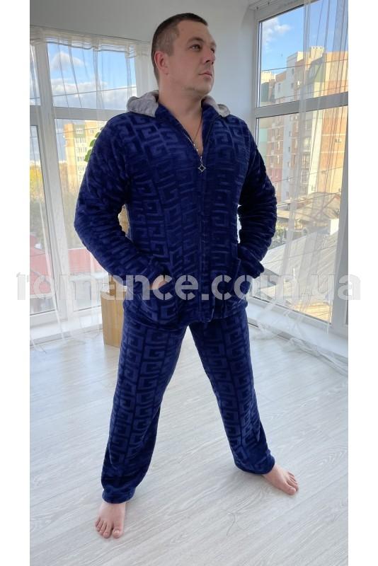 Махровый мужской костюм Man Romance  26808