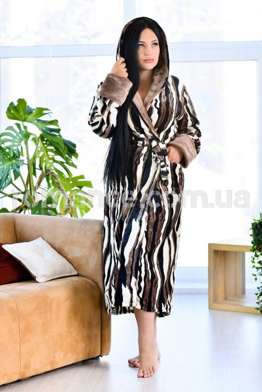 Женский махровый халат Woman Romance Style 2109