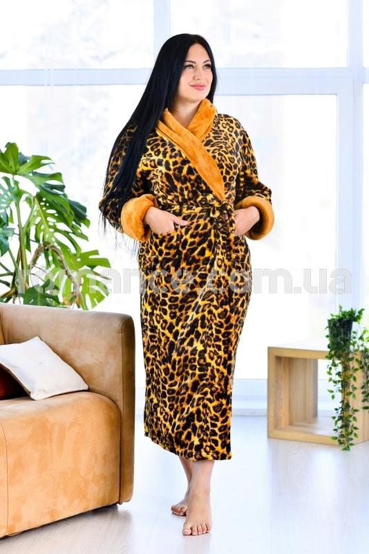 Женский махровый халат Woman Romance Style 2113