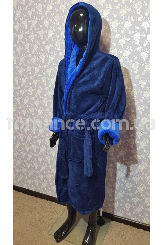 Подростковый махровый халат ЮНОША Kids Romans 903